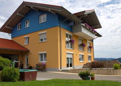 Ferienhaus Specht in Maierhöfen