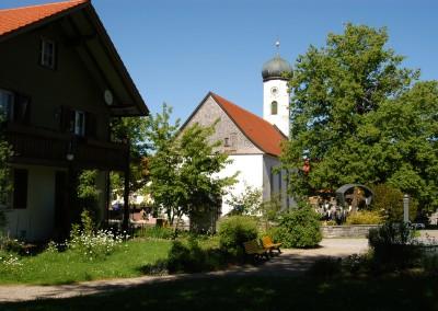 Kirche in Maierhöfen