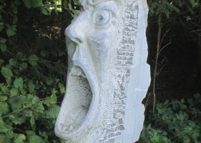 Besondere Skulptur